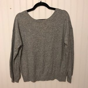 Banana Republic Vee Back Sweater Size Small